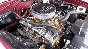 Moteur Engine 355 Oldsmobile 1971   Cutlass Convertible