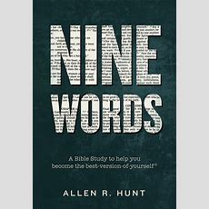 Nine Words By Allen Hunt  Free Book