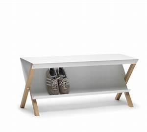 Banc Range Chaussures : rangement chaussures ~ Teatrodelosmanantiales.com Idées de Décoration