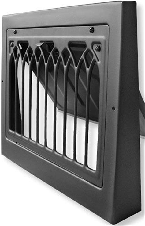 Canterbury and Manor baseboard vent covers | Bathroom BIG