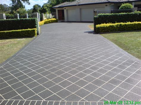 paving options choosing the right driveway materials