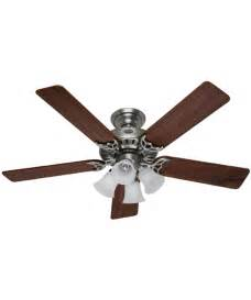 hunter fan 20181 studio series 52 inch ceiling fan with