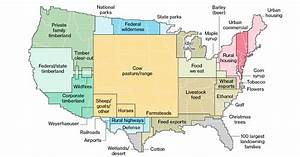 Here U2019s How America Uses Its Land