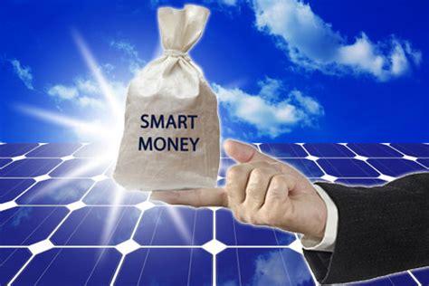 solar energy   smart money   light solar