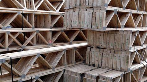 build  wood floor truss hunker