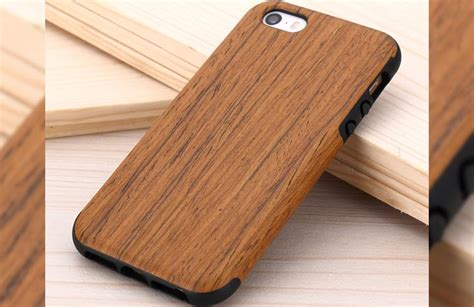 Best iPhone SE Wooden Cases Protection and Richness Come