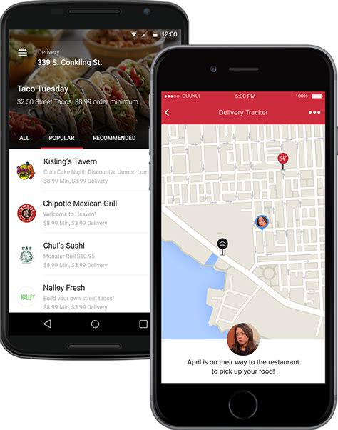free food apps for iphone orderup food delivery restaurant delivery order food