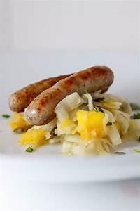 Wie Schneidet Man Fenchel : sauerkraut mango fenchel salat mit n rnberger bratw rsten ~ Eleganceandgraceweddings.com Haus und Dekorationen