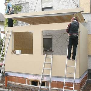Kosten Anbau Holzständerbauweise : zimmerei holzbau ~ Lizthompson.info Haus und Dekorationen