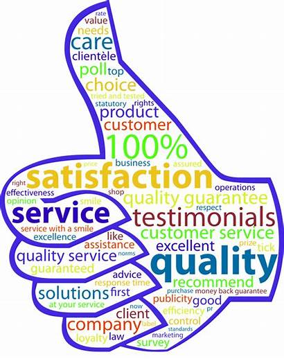 Customer Service Clip Background Clipart Value Satisfaction