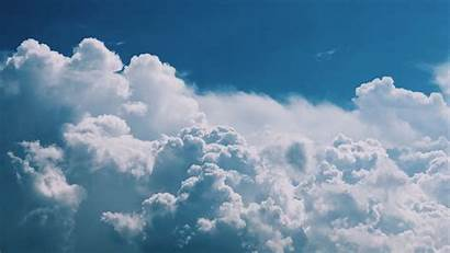 Clouds Sky Without 1080p Background Laptop Tablet