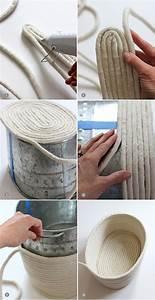 Fabriquer Un String : fai da te con la corda ecco 20 idee creative ~ Zukunftsfamilie.com Idées de Décoration