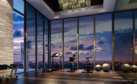 salle de sport penthouse