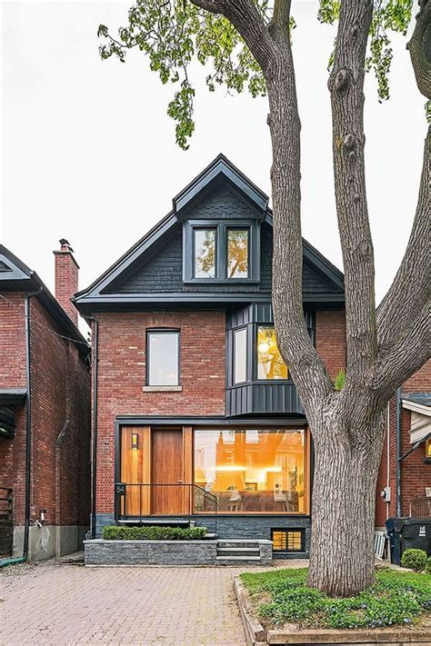 A Unique Modern Renovation For A Family In Spain by Beautiful Houses House In Toronto Modern Renovation Of