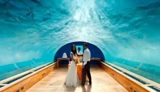 california wedding packages 10 underwater hotels that will crave you to visit there at least once