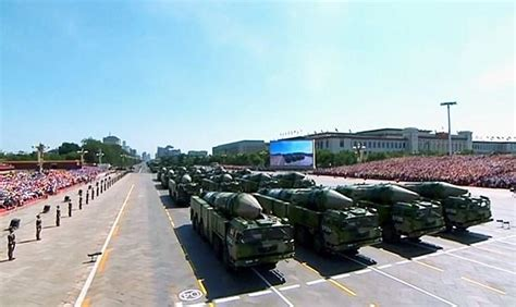 Ķīna, militārais potenciāls, kas ar katru gadu pieaug