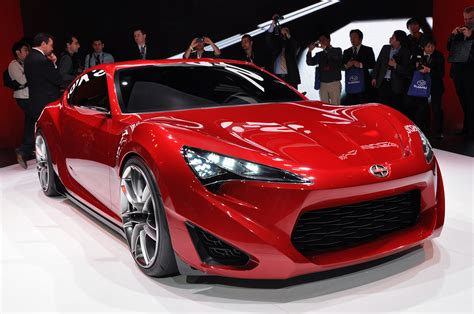 frs car new car reviews road test cars toyota scion fr s concept