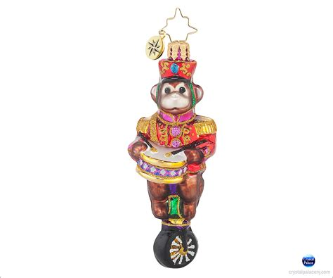 1017706 christopher radko monkeying around gem christmas