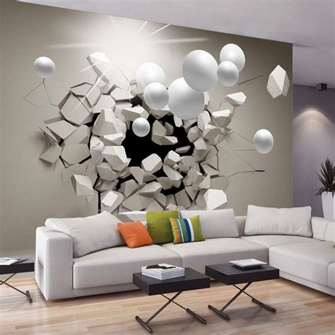 Idee Tapisserie tapisserie salon moderne avec idee deco tapisserie home
