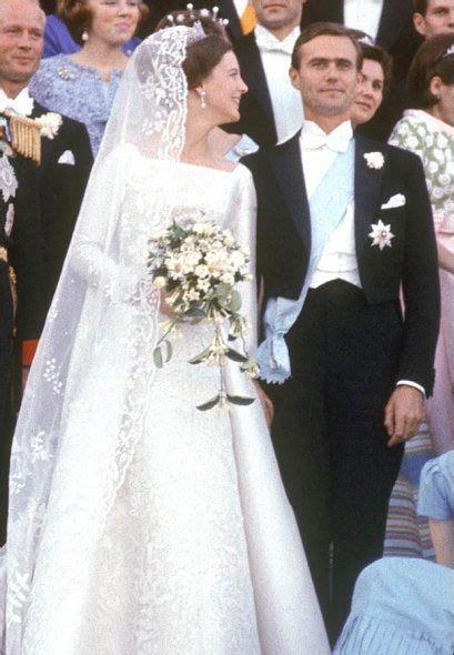 wedding day  princess margrethe  consort prince