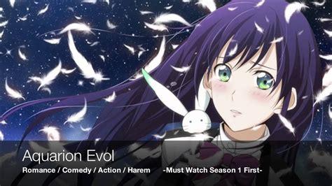 Anime Romance Comedy No Harem Top 10 Ecchi Harem Romance Comedy Animes 1 Youtube