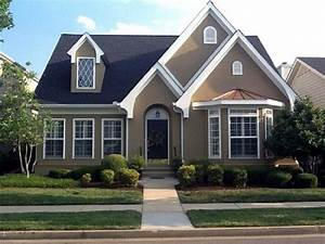 Top 10 house paint colors 2017 ward log homes for Paint home exterior