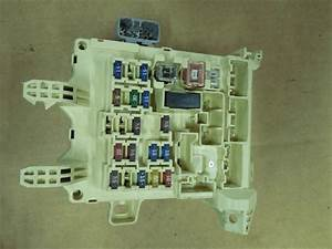 1998 1999 2000 Toyota Corolla Oem Interior Fuse Box  Please Check Layout