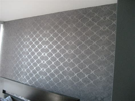 Interior Design: Beautiful Grasscloth Wallpaper: Natural