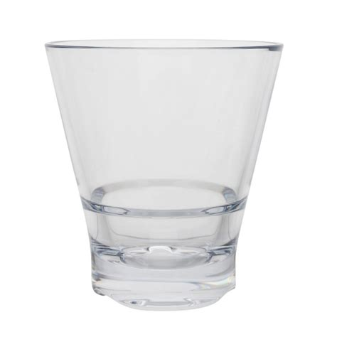 Rock Glasses Barware by Strahl 710053 5 Oz Capellastack Rocks Glass Clear