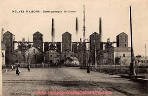 Cartes Postales Anciennes de Lorraine Neuves Maisons