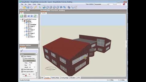 Design Builder by 1 1 Designbuilder Software Overview