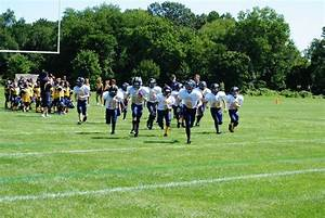 East Brunswick Spotswood Golden Bears Chargers Kick Off ...
