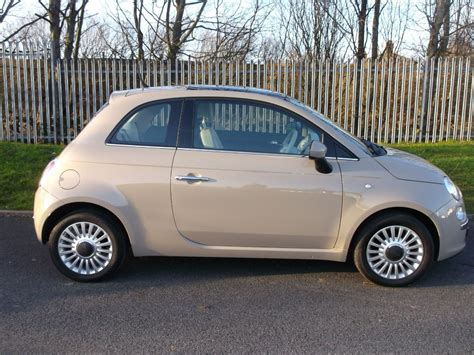 Second Fiat second fiat 500 1 2 lounge 3dr for sale in consett
