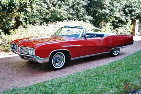68 Buick Electra 225 really beautiful 68 buick electra 225 convertible as