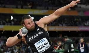 Kiwi Walsh deposes champion Kovacs in shot put | Daily ...