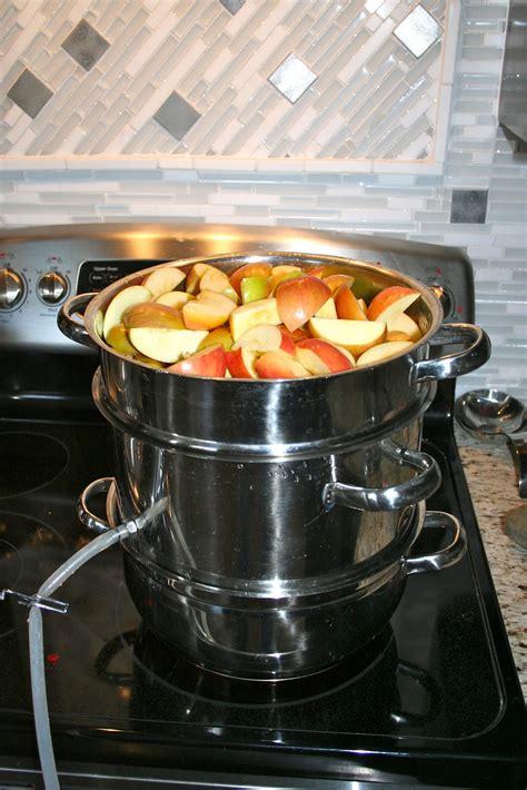 apples juice steamer juicer steam apple nutri steph happenings particular
