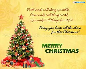 Merry Christmas Wishes, Quotes, Sayings, Messages, SMS ...
