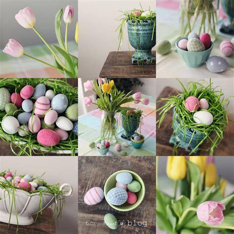 spring season  easter decorations decoholic