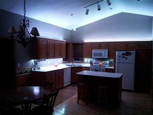 led light design top led kitchen lighting design kitchen With kitchen cabinets lowes with bright coloured wall art