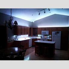 Kitchen Led Lighting  Home Interior Design Planning