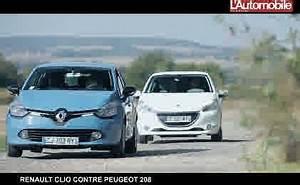 Clio Ou 208 : essai peugeot 208 1 2 vti allure l 39 automobile magazine ~ Medecine-chirurgie-esthetiques.com Avis de Voitures