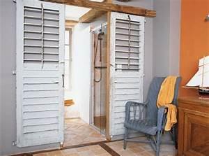 Porte coulissante maison agrable porte interieure for Porte de garage avec porte coulissante dans cloison