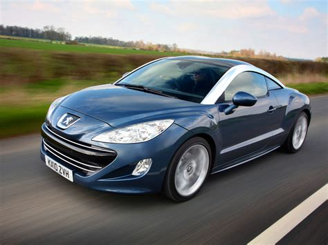 peugeot cars uk peugeot rcz uk 2010 peugeot rcz uk 2010 photo 02 car in