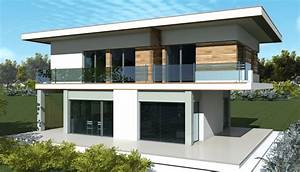 plan maison contemporaine is 10 150m2 With amazing plans de maison moderne 15 cuisine chalet