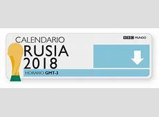 Descarga aquí el calendario de partidos del Mundial de