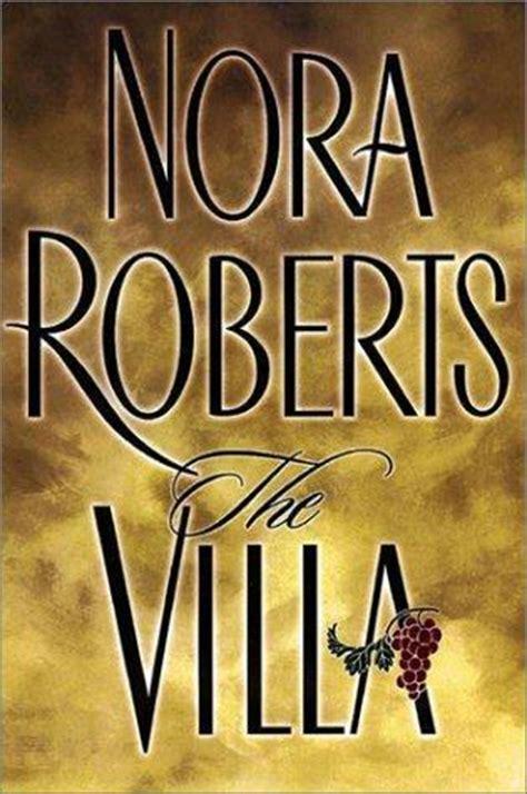 villa  nora roberts reviews discussion bookclubs