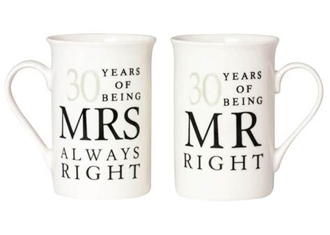 15 Sentimental 30th Wedding Anniversary Gifts For Him That