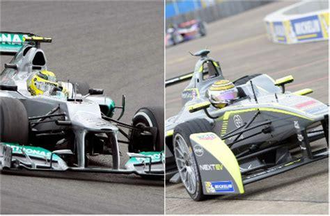 formel e auto was kann ein formel 1 wagen links was ein formel e auto