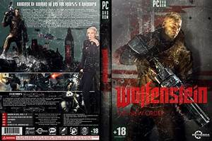 Wolfenstein: The New Order PC Box Art Cover by crazy
