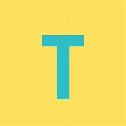 Typeface Title Behance Tesla